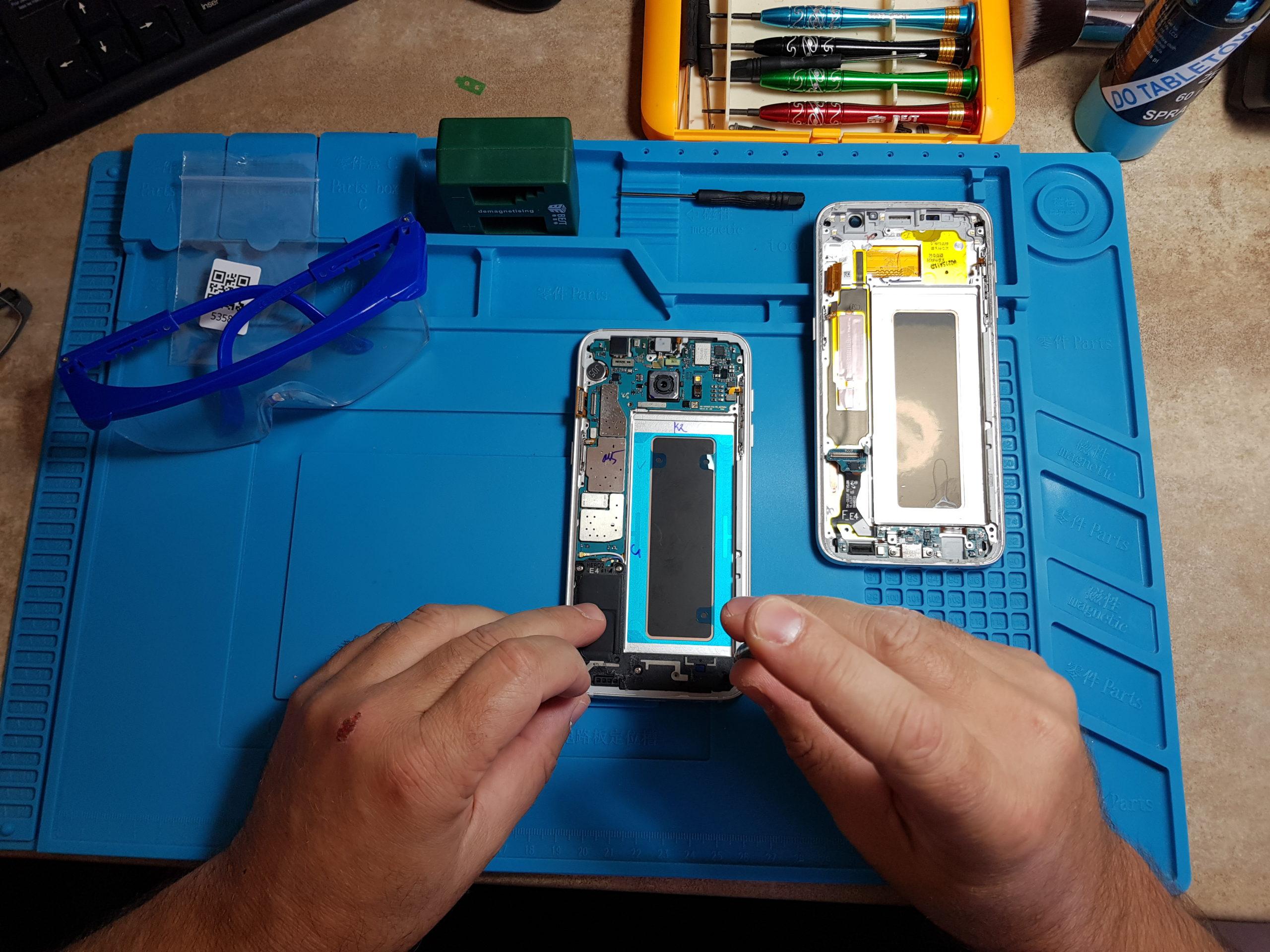 Réparations téléphones toutes marques