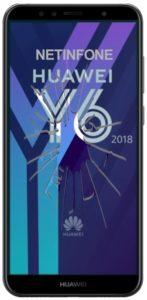 NETINFONE REMPLACEMENT ECRAN HUAWEI Y6 2018